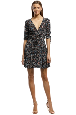 Rodeo Show-Secret Garden Dress-Print-Front