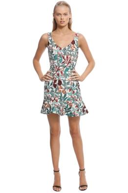 Rodeo Show - Kit Mini Dress - Print - Front