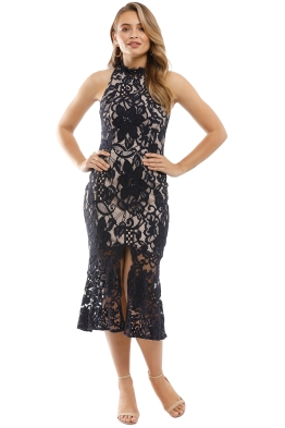 Rodeo Show - Madrid Dress - Navy - front