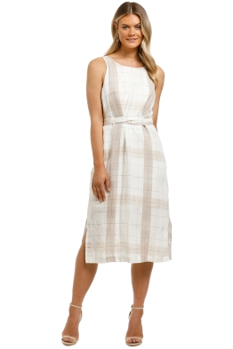 Saints-The-Label-Brighton-Dress-Stripe-Front