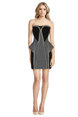 Sass & Bide - The Scheming Socialite Dress - Front