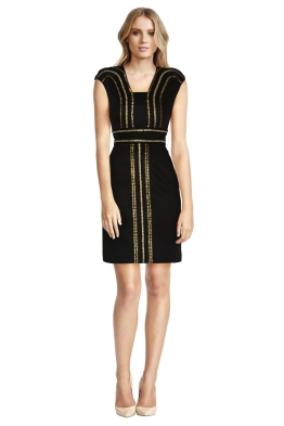 Sass & Bide - New School Charms Dress - Front
