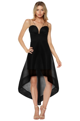 Sheike - Frankie Hi Low Dress - Front