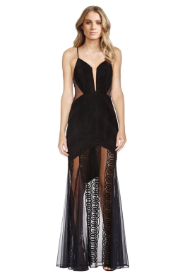 Shona Joy - Arabesque Maxi Dress - Front