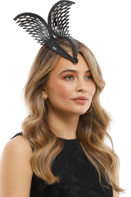 Studio Aniss - Hera Crown - Black - Side