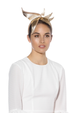 Studio Aniss - Matea Crown - Gold - Model