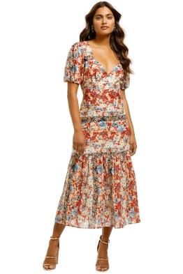 Talulah-Carnevale-Midi-Dress-Soiree-Print-Front