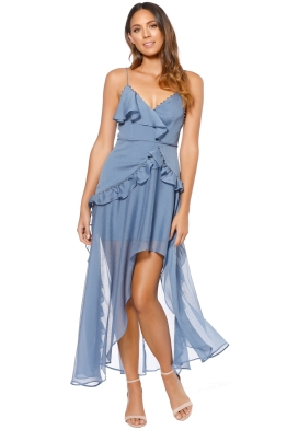 Talulah - Bluebell Midi Dress - Front