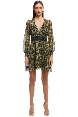 Talulah - Halo LS Mini Dress - Front