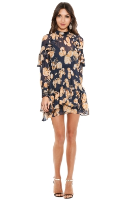 Talulah - In The Mix Mini Dress - Front