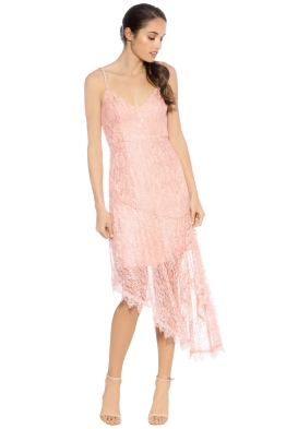 Talulah - Sweet Escape Dress - Pink - Front