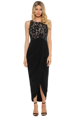 The Dress Shoppe - Spirit Carnivale Dress - Black - Front