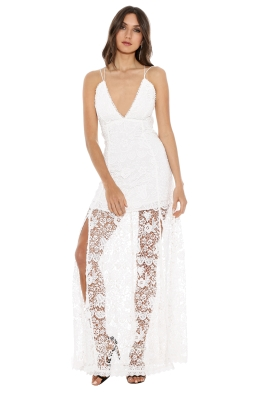 The Jetset Diaries - Fez Maxi Dress - Front
