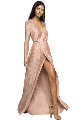 The Jetset Diaries - Primavera Maxi Dress - Side