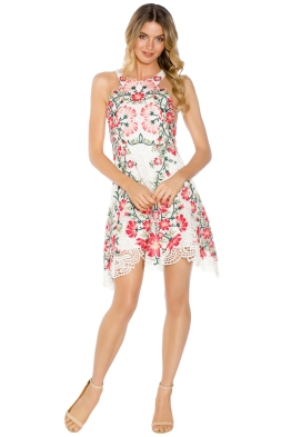 Thurey - Flowerbomb Mini - White Floral - Front