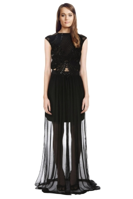 Thurley - Aria Maxi Dress - Front