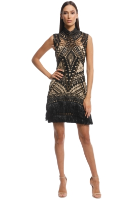 Thurley - Barcelona Dress - Black - Front