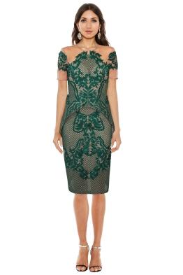 Thurley - Rosetta Stone Dress - Front