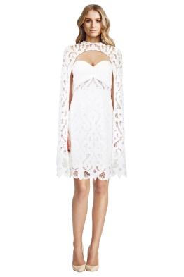 Thurley - Khalessi Cape Dress - Front