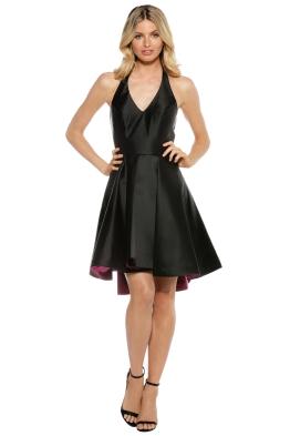 Tinaholy - Mikado Mini Dress - Front