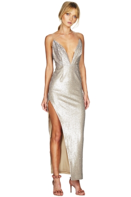 Talulah - Goldie Maxi Dress - Front