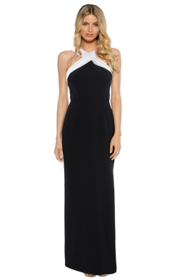 Unspoken - Seven Seas Dress - Black - Front