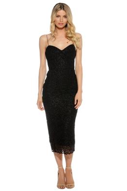 Unspoken - Stargaze Dress - Black - Front