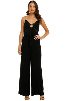 Vestire-Palm-Beach-Jumpsuit-Black-Front