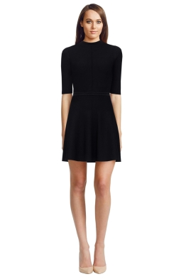 Victoria Beckham - Open Back Dress - Front