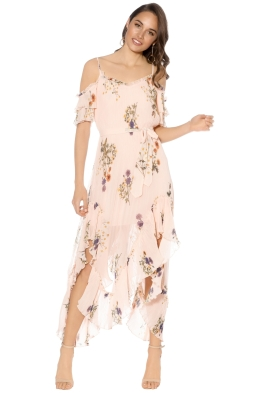 We Are Kindred - Country Field Maxi Dress - Cream Floral - Front
