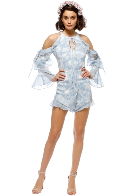 We Are Kindred - Morning Frost Romper - Front