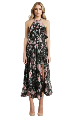 Zimmermann - Master Flute Floral Dress - Spring Wedding