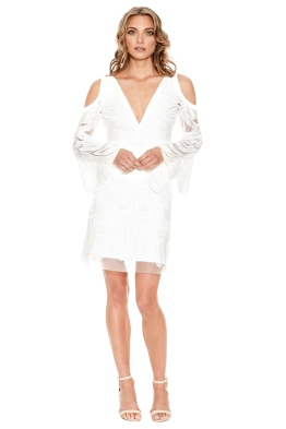 Thurley - Bach Embroidered Dress - Front