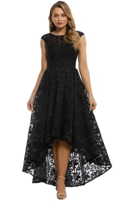 L'Amour - Jordana Dress - Black - Front