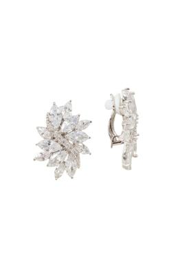 Adorne - CZ Diamante Vine Burst Clip On Earring