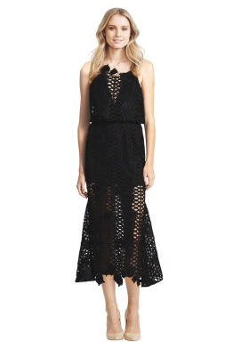 Alice McCall - Love Light Dress - Front - Black
