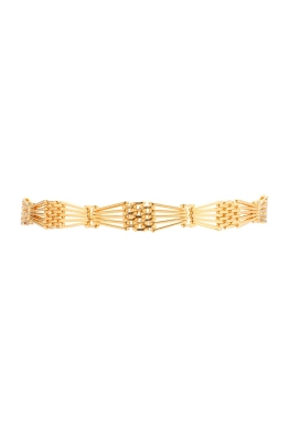 Amber Sceats - Vogue Choker - Front - Gold