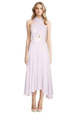 Camilla and Marc - Golden Myna Dress - Front