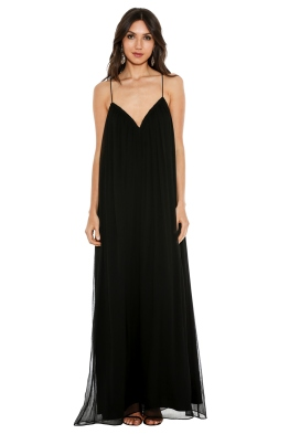 Camilla & Marc - Zendo Dress - Front - Black