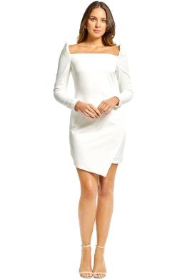 Elliatt - Duke Dress - White - Front
