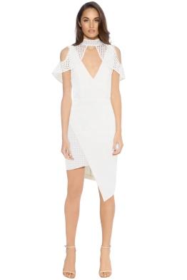 Elliatt - Fressia Dress - White - Front