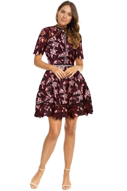 Elliatt - Montague Dress - Multi - Front