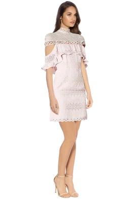 Elliatt - Pinnacale Dress - Pink - Side