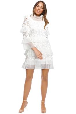 Elliatt - Titania Dress - White - Front