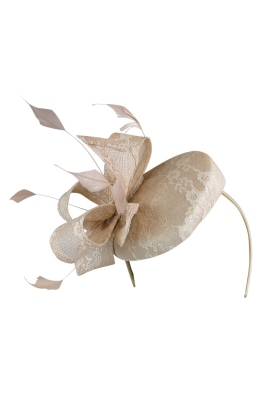 Morgan & Taylor - Samantha Fascinator - Front