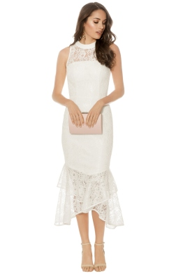 George - Carla Dress - White - Front