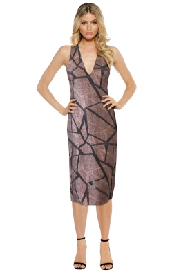 Ginger and Smart - Myriad Sleeveless Dress - Front