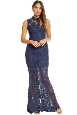 Grace and Hart - Espresso Gown - Navy - Front