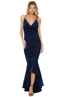 Juliets Delight Gown - Navy
