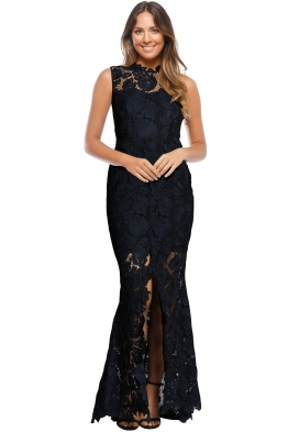 Grace & Hart - Espresso Gown - Navy - Front